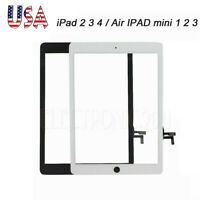 For Apple iPad 3 5 / Air IPAD mini 1 2 3 Touch Screen Digitizer Replacement A+++