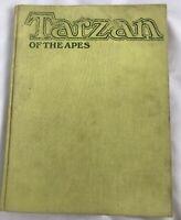 Vintage 1972 1st EditIon Tarzan Of The Apes Burne Hogarth Edgar Rice Burroughs