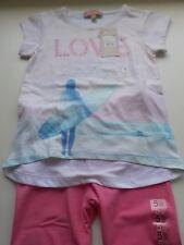Ensemble fille 5 ans  Z génération Lisa Rose 2 pièces t shirt/légging neuf