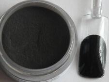 Acryl Puder / Pulver in Schwarz Acrylnägel  - Von : ndc24* Fingernägel