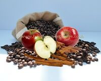 Apple & Cinnamon Flavoured Coffee Beans 100% Arabica Bean or Ground Coffee