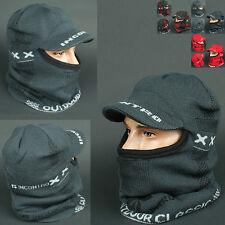 FACE Warmer FWI GRAY Skull Beanie MASK BALACLAVA NECK WARMER HOOD SKI Cap Hat