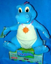 Dragon Tales 9.5 Inches Ord Plush Toy By Playskool