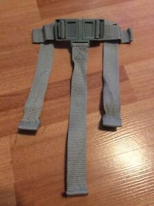 Summer Infant 4-in-1 Super Seat Replacement Straps Part Gray
