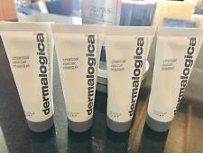 4 x Dermalogica Charcoal Rescue Masque 0.75oz -22ml Travel Size- Brand New