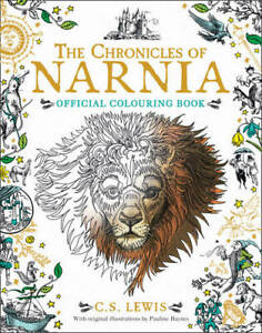 The Chronicles of Narnia Colouring Book (The Chronicles of Narnia), Lewis, C. S.