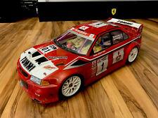 Hpi Sprint 2 Flux Rally Edition + Rare Evo 6 Body Tommi Makinin