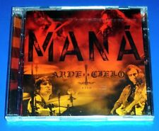 MANA, Arde El Cielo, CD Live + DVD, SEALED, WARNER MUSIC MEXICO, 2008, MANÁ