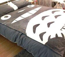 My Neighbor Totoro Anime Coral fleece blanket Totoro Blanket bed sheet NEW