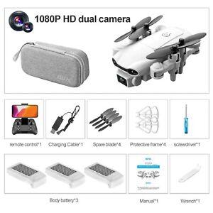 New Mini Drone Profession HD 4K 1080P HD Wide Angle Camera WiFi fpv Toy