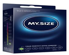 My.Size Kondome Penis Condome 10 Stk. Größen 47