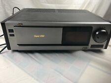 New listing Jvc Hr-S10000U Super Vhs Video Cassette Recorder
