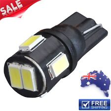 *NEW MEGA White LED Number Plate Parking Bulbs Toyota Camry Aurion Corolla Echo