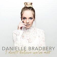 Danielle Bradbery - I Don't Believe We've Met [New CD]