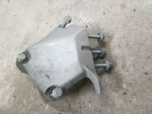 2012 VAUXHALL ASTRA J MK6 1.4 ACTIVE A14XER ENGINE MOUT BRACKET + BOLTS 13248506