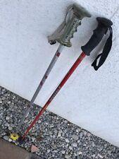 Völkl Rossignol Skistöcke Rennskistöcke Ski Stöcke 120 cm 120cm Alu unpaarig