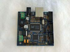 Ethernet 24 Digital I/O Controller Board, Web-based Config.