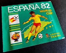 1982 WORLD CUP ESPANA 82 PANINI ORIGINAL SEALED UNOPENED STICKER PACK