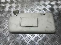 Sun Visor, With Light and Mirror and Clip Nissan Note 357016-33