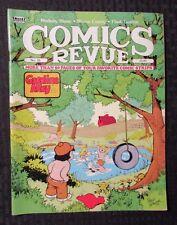 1989 COMICS REVUE Magazine #35 FVF Gasoline Alley