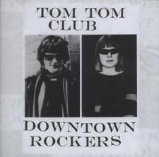 Tom Tom Club - Downtown Rockers (CD)  NEW/Sealed!!! feat. Talking Heads-Members