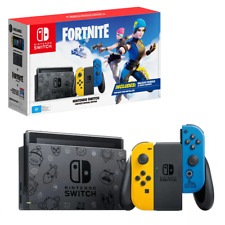Nintendo Switch Fortnite Special Edition Console NEW