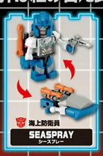 "TRANSFORMERS KRE-O KREON CAPSULE MICROCHANGER #4 ""SEASPRAY"" HASBRO TAKARA"