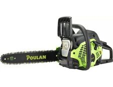 Poulan PL3314, 14 in. 33cc 2-Cycle Gas Chainsaw Open Box