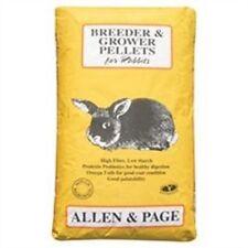 Allen & Page Rabbit Breeder Grower Pellets 20 Kg