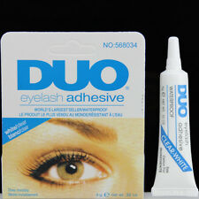 Waterproof DUO False Eyelash Beauty Makeup Adhesive Anti-sensitive Glue White