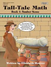 Number Sense, Grades 5-8 (Tall-Tale Math series, Book 1)