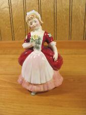"Royal Doulton Girl Figurine ""Valerie"""