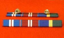 Territorial Decoration Golden Jubilee Diamond Jubilee Medal Ribbon Bar Stud Pin