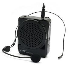 Aker MR1505 12W Waistband Portable Loud Voice Booster Amplifier Speaker Teacher