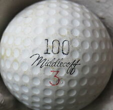(1) CARY MIDDLECOFF SIGNATURE LOGO GOLF BALL (100 CC LIQ CTR CIR 1959) #3