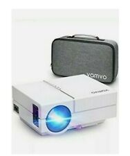 Projektor, vamvo Mini Projektor 4300 Lux mit Dolby, Portable Video Projektor l4
