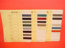 1941 PLYMOUTH SPECIAL DELUXE CONVERTIBLE BUSINESS COUPE SEDAN WAGON PAINT CHIPS