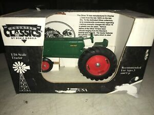 1/16 Oliver AGCO White Row Crop 70 Tractor By Scale Models