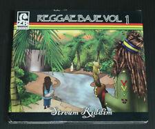 CD REGGAE BAJE VOL 1 / STREAM RIDDIM / ZION ROOTS MUSIC 2006