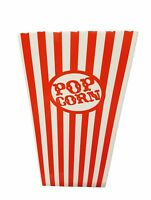10 Popcorn Boxes Movie Pack Hollywood Birthday Party  Home Cinema Paper Bags Fun