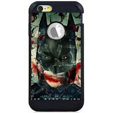 Apple iPod Touch 5/6 5th/6th Gen. Hybrid Case Cover Joker Batman Cards