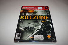 Killzone Sony Playstation 2 PS2 Video Game New Sealed