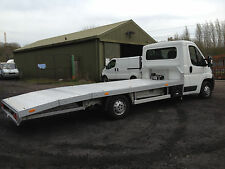 Alloy Recovery euro plank deck body ,tilt and slide ,twin deck,