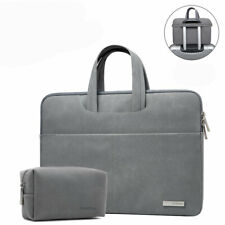 """Laptop Handle Bag Suede Notebook Carry Pouch 12""""13""""15""""15.6"""" Case For Lenovo Mac"""