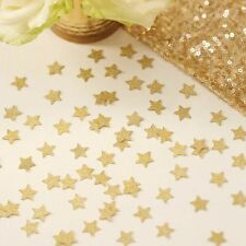 Gold Star Table Confetti - Christmas/Wedding/Birthday Party Table Decoration