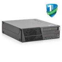 Lenovo ThinkCentre M92P PC Intel Core i7 3rd Gen 32GB RAM 756GB HDD + SSD