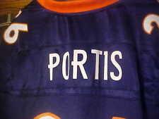 Official Nfl Reebok Football Denver Broncos Clinton Portis Athletic Jersey