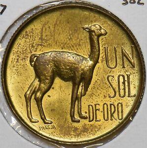 Peru 1967 Sol Llama animal 152566 combine