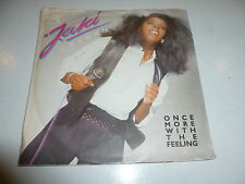 "JAKI GRAHAM - Once more with the feeling - 1984 UK 2-track 7"" vinyl single"