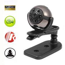 FULL HD 1080P Mini Night Vision Camcorder DV Hidden Web Cam Cameras Portable